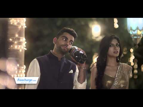 Virat Kohli in Pepsi 60 Crore Tak Ka Recharge...
