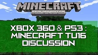 Minecraft Xbox 360 & PS3 : TU16 Discussion Horses, Mods