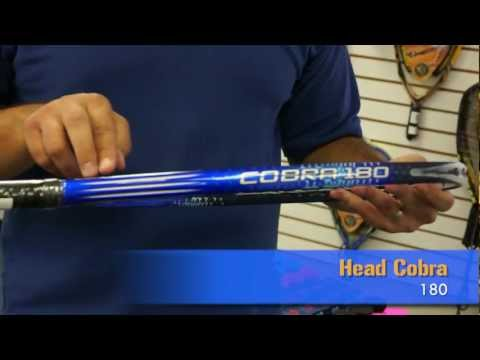 Head Cobra 180 Racquetball Racquet Review