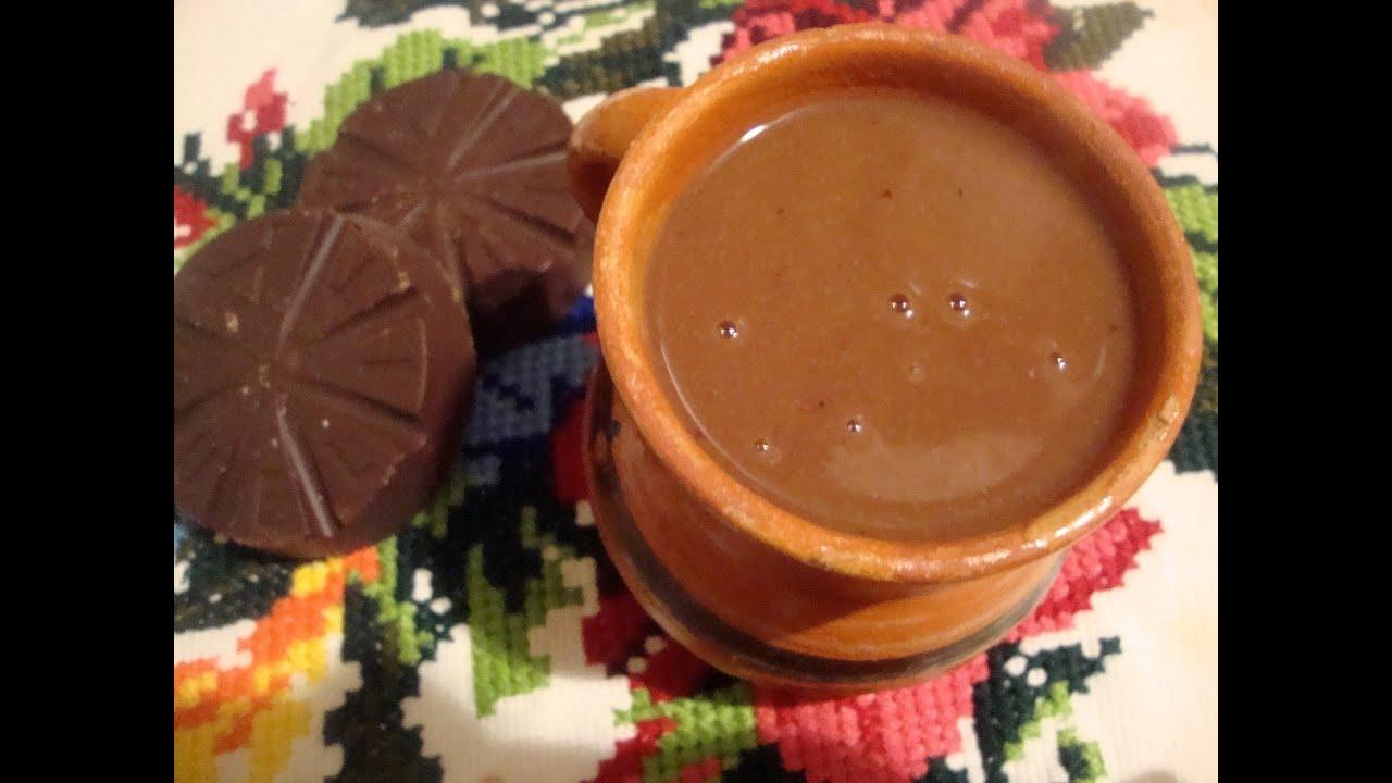 Receta de chocolate y el champurrado comida mexicana - La receta de la ...