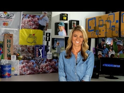 Trending on TOUR | Bubba wins, McIlroy breakfast pastry | April 14, 2014