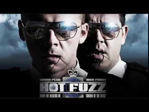 Edgar Wright and Quentin Tarantino Hot Fuzz Commentary 2007