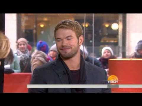 New Kellan Lutz interview on Today Show