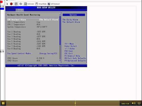 Supermicro X8DAH+-F BIOS v 2.1
