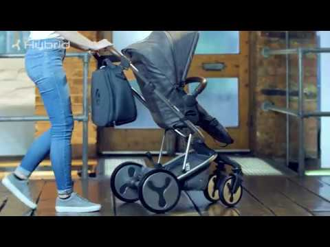 BabyStyle Hybrid Changing Bag