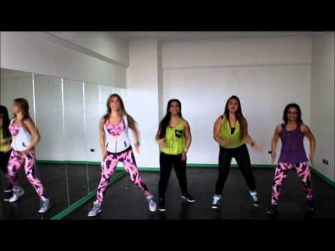 la la la la - Shakira - Zumba® Fitness
