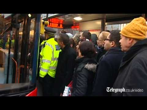 Tube strike: Commuters face major disruption in London