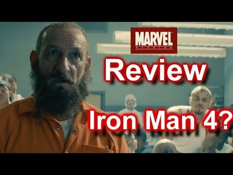 Marvel One-Shot: All Hail The King Spoiler REVIEW - (2014) - Ben Kingsley / Iron Man 4?