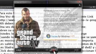 Como Descargar E Instalar GTA IV Para Su PC Gratis