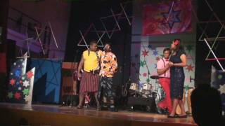 Sri Lankan Star Night 2011 Pabasara ; Sinhala Comedy Drama