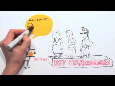 Large Scale Change Animation