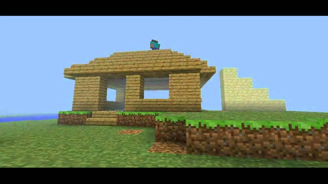 Minecraft une belle maison youtube - Minecraft comment creer une belle maison ...