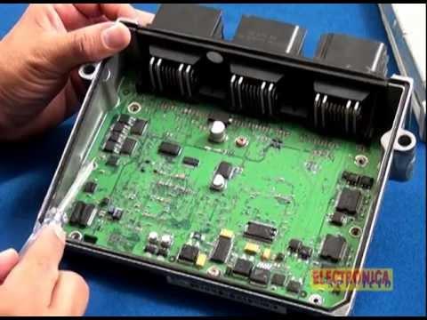 Curso virtual de Reparación de Computadoras Automotrices Ford