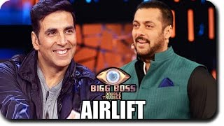 Salman Khan movies, Akshay Kumar movies, AIRLIFT, Bigg Boss 9, Bollywood movies