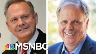 In Latest Fox News Poll, Doug Jones Leads Roy Moore In Alabama Senate Race | Morning Joe | MSNBC