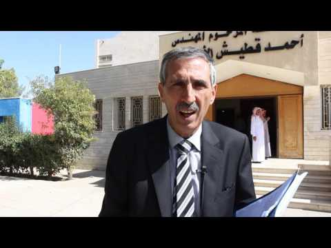 """""""The New Election Law 2015 by Hashim Al-Lababdeh"""" Voice for Chang project"""
