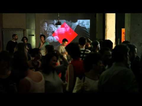 Instalaciones de Piovra para el MFFF 2013 (Madrid Fashion Film Festival)