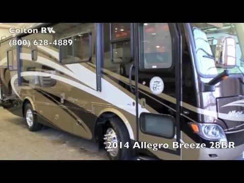2014 Tiffin Allegro Breeze 28BR | Class A Diesel Motorhome