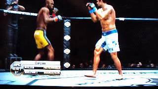 UFC 3 Anderson Silva VS Vitor Belfort XBOX 360