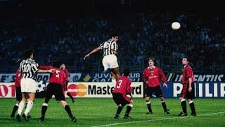 11/09/1996 - Champions League - Juventus-Manchester United 1-0