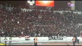 بالفيديو..احتفالات رائعة للجماهير الودادية بلقب البطولة الوطنية من قلب مركب محمد الخامس بالبيضاء |