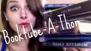 Booktube-A-thon Reads 2014!