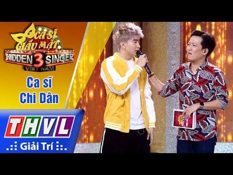 THVL | Ca sĩ giấu mặt 2017- Tập 13[1]: Ca sĩ Chi Dân xuất hiện cùng dàn giám khảo khách mời