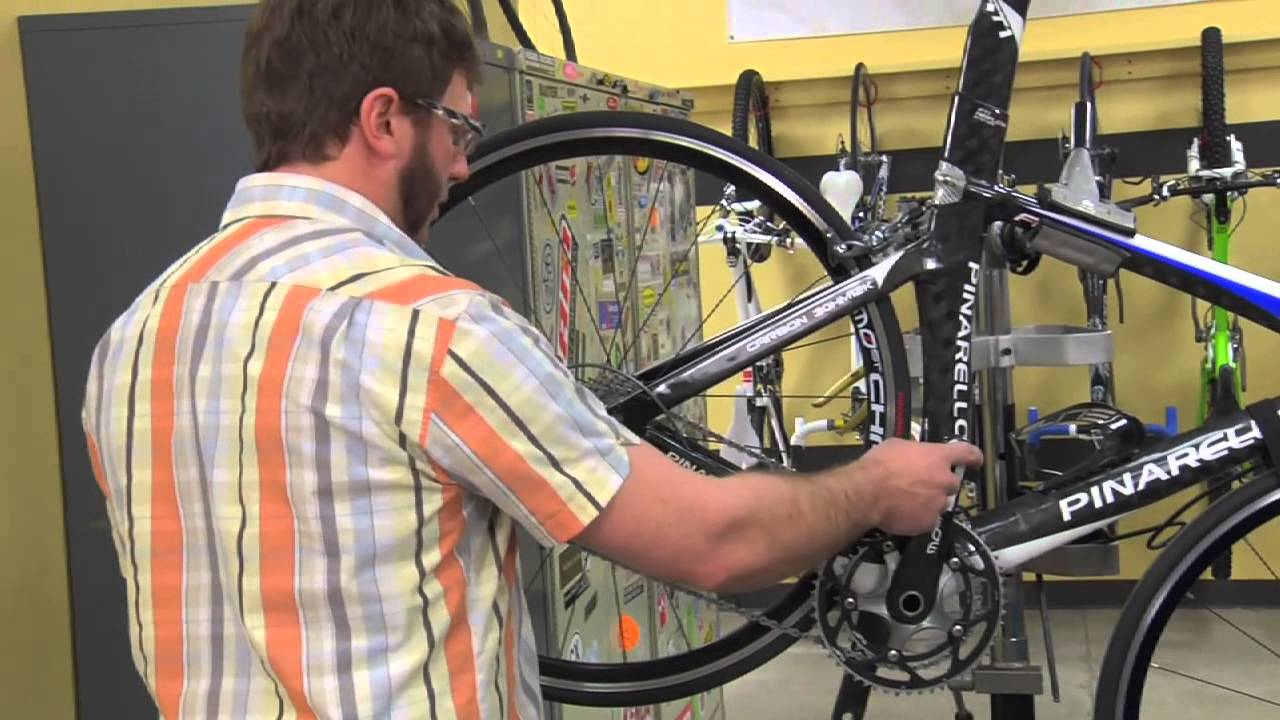 How to Clean and Lube a Bike Chain - Bicycling