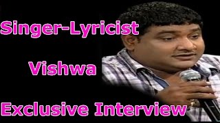 Singer-Lyricist Vishwa Exclusive Interview – Coffees and Movies