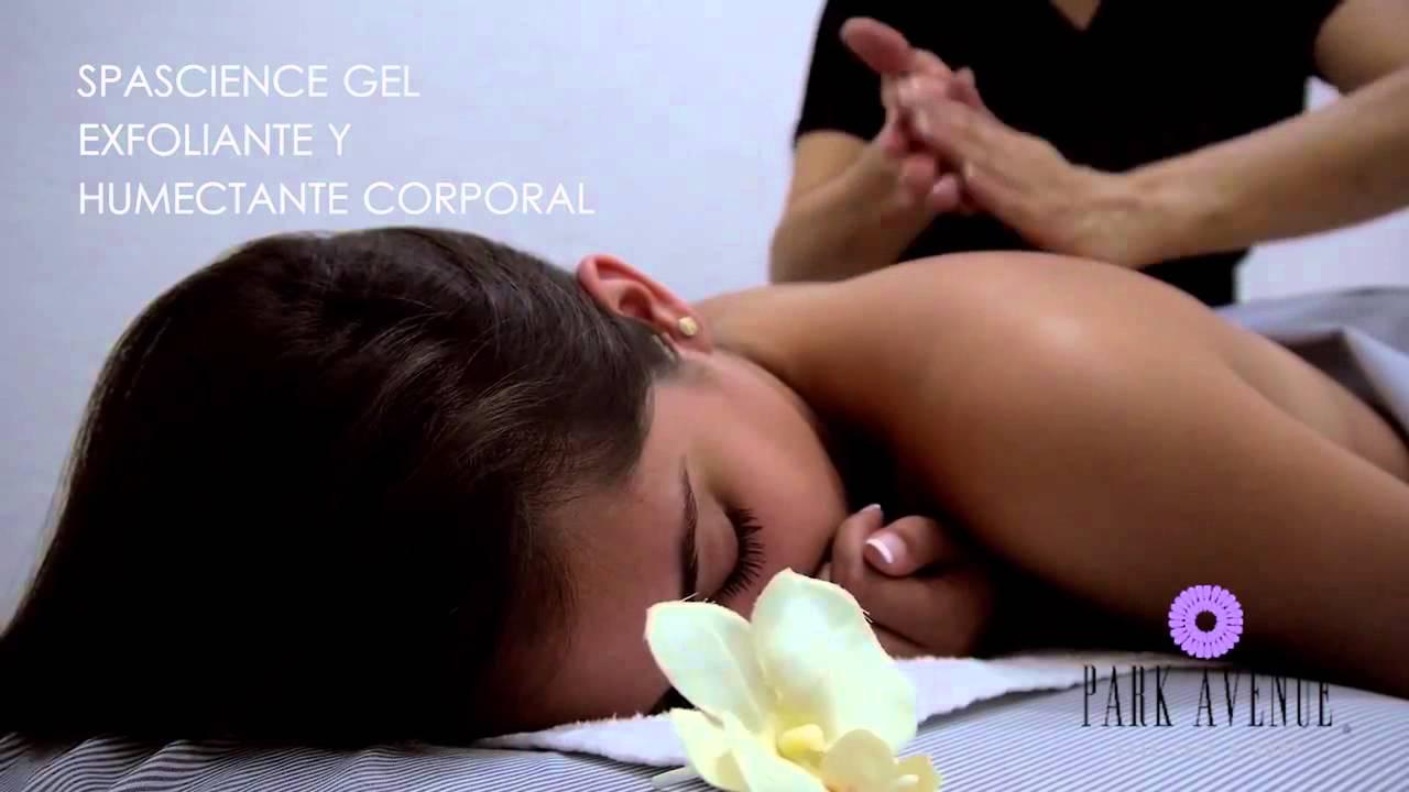 córneo masaje experiencia de novia