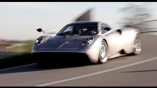 Behind the Scenes at Pagani - /DRIVEN