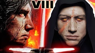 Kylo Ren's Sith Eyes In The Last Jedi - Star Wars Explained