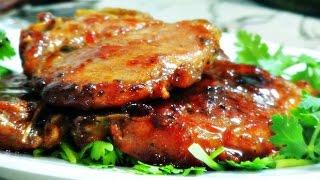 Cách làm SƯỜN RAM siêu ngon - Cơm sườn heo - Món Ăn Ngon