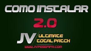Como Instalar O Patch JV Ultimate Total 2014 Patch 2.0
