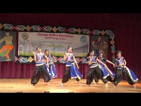 CAA - First Anniversary  - Mar 18th 2017 - Item-23 - Semi Classical Fusion Dance