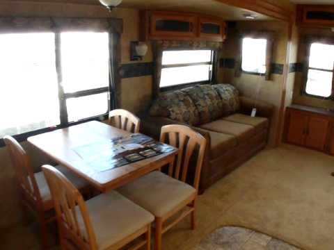 2010 keystone hornet 32rlss travel trailer huge living