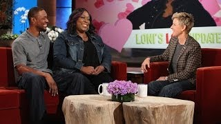Loni Love's Man is Here!