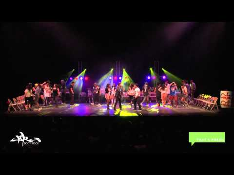 SGBM @ Body Rock 2011 [HD] (thatsfresh.com)
