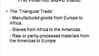 Caribbean Slavery 1