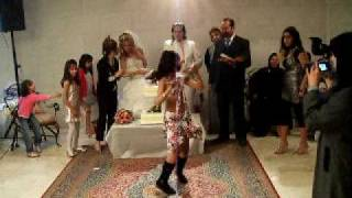 Persian Girls Dancing At A Wedding Tehran Iran