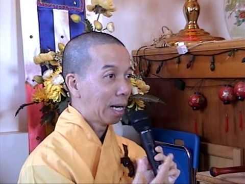 Oan gia hiện đại  ( 1- 4 ) _ Bài oan gia đầu tiên Thầy Thích Trí Siêu giảng tại Chùa Linh Quang 2010