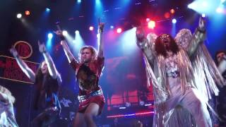 Rock of Ages Tour Montage