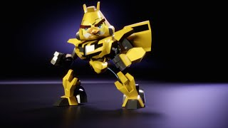 Angry Birds Transformers - Bumblebee