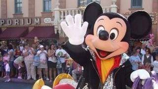 "♥♥ Disney's ""Celebrate! - A Street Party"" Parade  (in HD)"