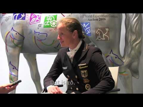 Anky van Grunsven interviewt Isabell Werth