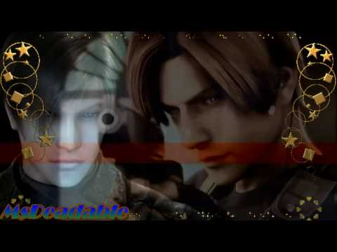 Resident evil Leon S. Kennedy Tribute -  I will not bow