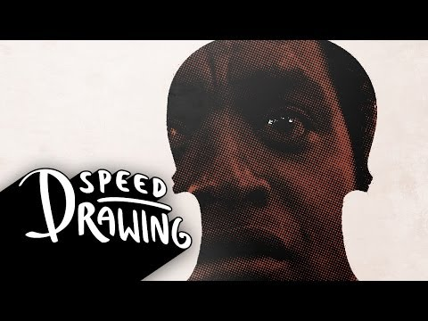 12 Years A Slave 2014 Oscar Best Picture Poster Speed Drawing HD