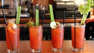 Como hacer un Bloody Mary