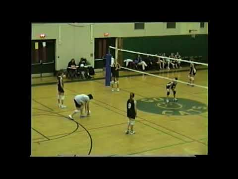 NAC - Tupper Lake Volleyball  1-21-03