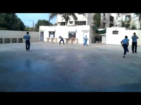 Nasty bouncer by little junid khan (Syed Ghani) cricket bouncers